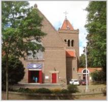 Photo small church